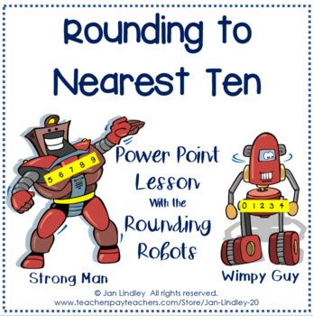 Rounding Robots Powerpoint