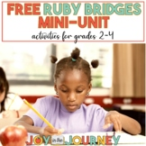 Ruby Bridges Mini-Unit Freebie