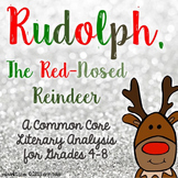 Rudolph the Red Nosed Reindeer ~ Common Core Literary Anal