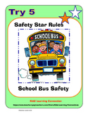 School Bus Safety Checklist