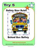 School Bus Safety Checklist