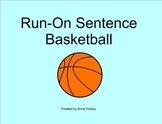 Run-On Sentence Basketball (Smart Notebook)