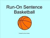 Run-On Sentence Basketball (Smart Notebook)