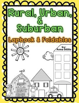 Rural, Urban, & Suburban