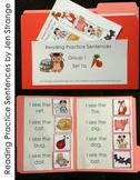 SAMPLE: Reading Practice Sentences