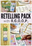 SCOOP Story Retelling Pack