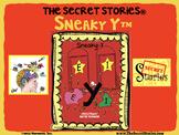 SECRET STORIES® Sneaky Y™