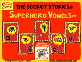 SECRET STORIES® Superhero Vowels™
