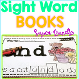 Sight Word Interactive Book Bundle