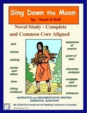 SING DOWN the MOON Common Core Aligned Novel Unit