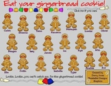 SMARTBoard Attendance - Gingerbread Cookies