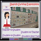 SPANISH ROOM DECORATIONS - SURVIVAL EXPRESSIONS TOP 50