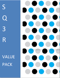 SQ3R Notetaking Strategy Value Pack