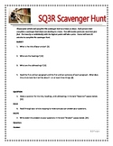 SQ3R Scavenger Hunt Guided Practice Activity