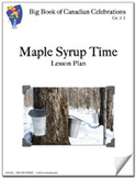 Maple Syrup Time Lesson Plan  **Sale Price $2.77  - Regula