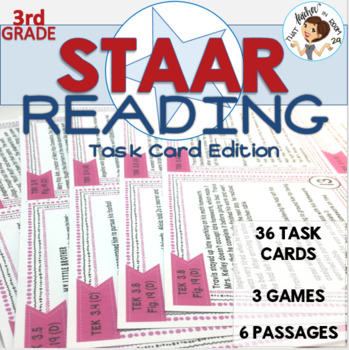 STAAR Reading Review for the Third Grade