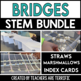 STEM Engineering Challenges: Bundle of STEM Activities abo