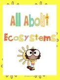 STEM: ECOSYSTEMS Unit *Games* Assessment* Comprehension &