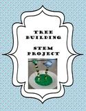 Dr. Seuss Themed STEM Tree Building Challenge