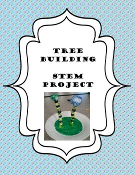 Dr. Seuss Themed STEM Tree Building Challenge