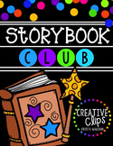 STORYBOOK Club {Creative Clips Digital Clipart}