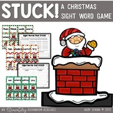 STUCK! {a Dolch sight word game for December}