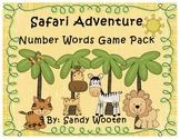 1.NBT.2, 2.NBT.1, 2.NBT.3 Number Words Safari Adventure Di