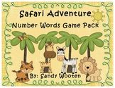 1.NBT.2, 2.NBT.1, 2.NBT.3 Number Words Safari Adventure Di