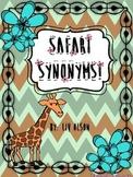 Safari Synonyms!