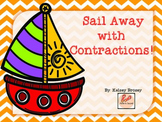 Sail Away with Contractions