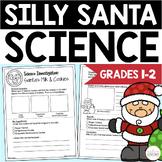Santa Science  {Santa-Inspired Science Investigations}