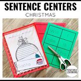 Santa Sentence Builders