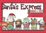 Santa's Express ABC and 123
