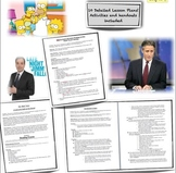 Satire Unit-Lesson Plans, Activites, Worksheets, and More!