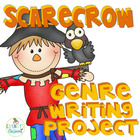 Scarecrow Activity- Genre Writing Project, aligned to 2nd,