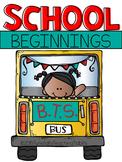 School Beginnings