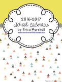 School Calendar: June-September 2015