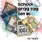 School Days BRAG TAGS (First Edition)