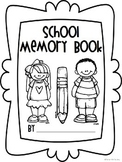 School Memory Book-Intermediate Grades