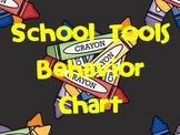 School Tools Behavior Management Posters