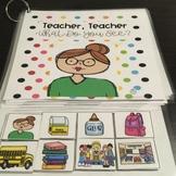 School Vocabulary Book