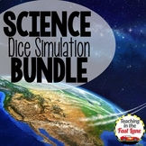 Science Dice Simulation Bundle