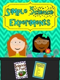 Science Experiments for Beginning Scientists
