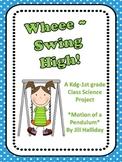 Science Fair Project - Pendulum Swing