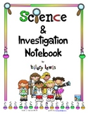 Science & Investigation Notebook