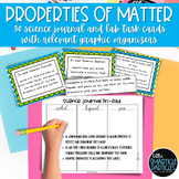 States of Matter: Science Journal Task Cards