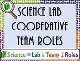 Science Lab Cooperative Team Roles
