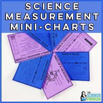 Science Measurement Charts