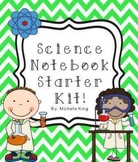 Science Notebook Starter Kit