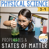 Science Pack: Properties & States of Matter Posters, Stati